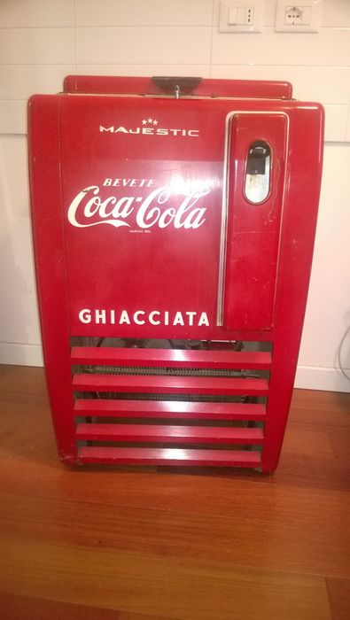 Frigo coca cola anni 50 catawiki for Frigo coca cola grande