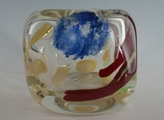 Halina Engel - Samorek - Glass object