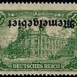 German stamp auction