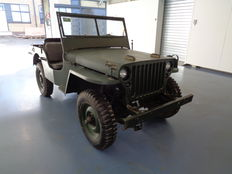 Willy's - Jeep - 1943