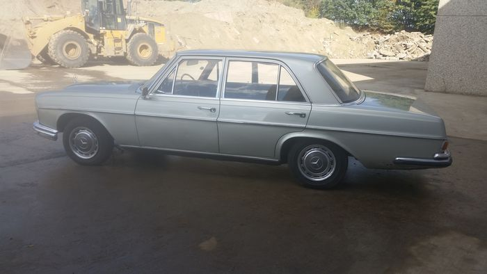 Mercedes benz 250 se w108 1967 catawiki for How do you spell mercedes benz
