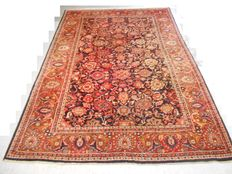Beautiful Hamadan Persian carpet 306 x 216cm, mid 20th century
