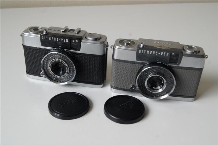 Olympus Pen Ee And Pen Ee 2 Catawiki