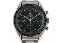 Omega Speedmaster Moonwatch Apollo XI – limited to 250 copies – men's wristwatch – produced in 1990