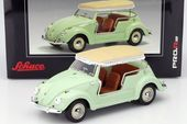 Check out our Schuco PRO.R18 - scale 1/18 - Volkswagen Beetle 'Jolly'