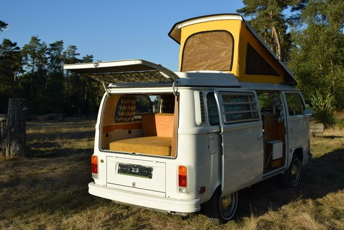 volkswagen westfalia t2 usa camping car 1973 camping. Black Bedroom Furniture Sets. Home Design Ideas