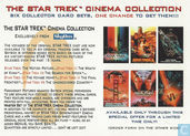 Cinema Collection offer card