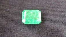 Emerald - 2.74 ct - No Reserve Price