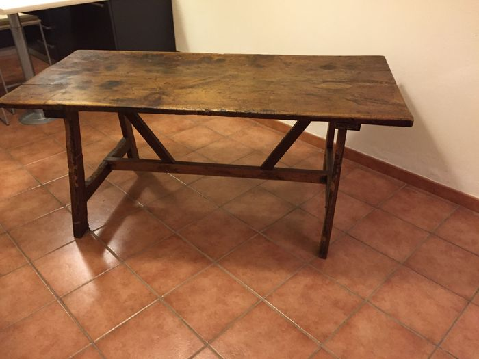 Refectory table - Italy, end of the 19th century
