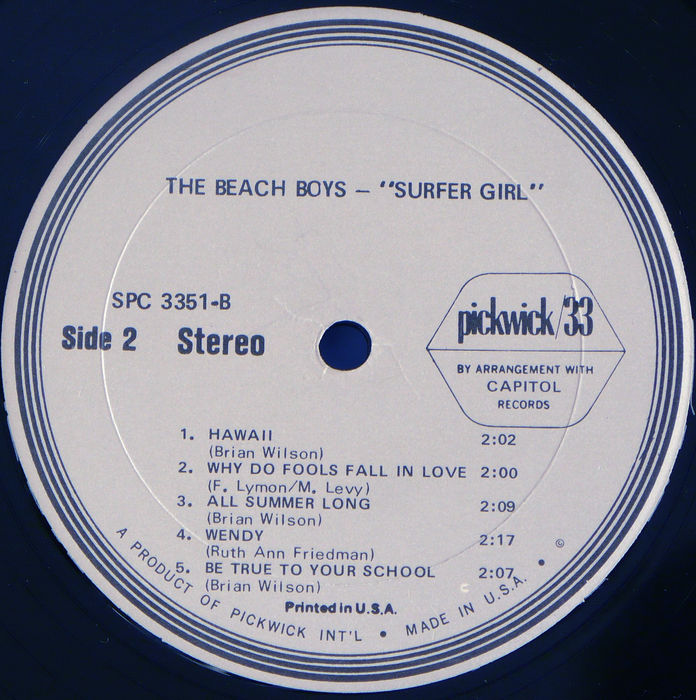 9 Surf Related Albums From Rip Chords1 Beach Boys5 And Chris