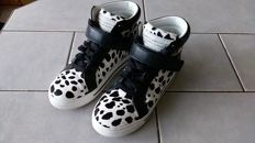 Mooie high-top trainers van Marc by Marc Jacobs