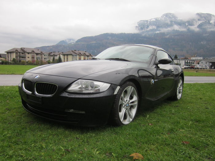bmw z4 3 0 si coupe 2007. Black Bedroom Furniture Sets. Home Design Ideas