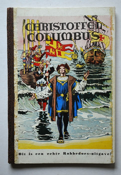 Christoffel Columbus - hc - 1st edition - (1947)