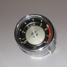 VDO, Germany - Original 6 Volts tachometer - BMW 1800 TI / TISA 1965