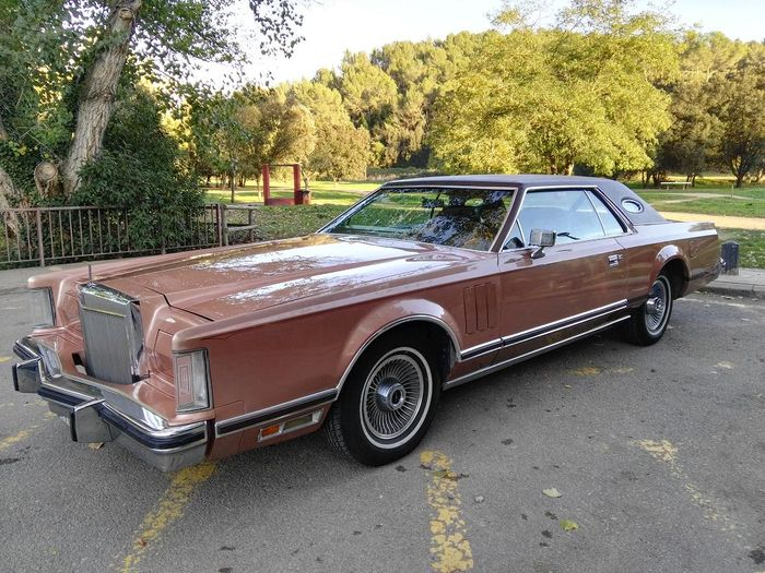 Lincoln - Continental Mark V Cartier - 1978