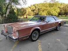 Lincoln - Continental Mark V - 1978