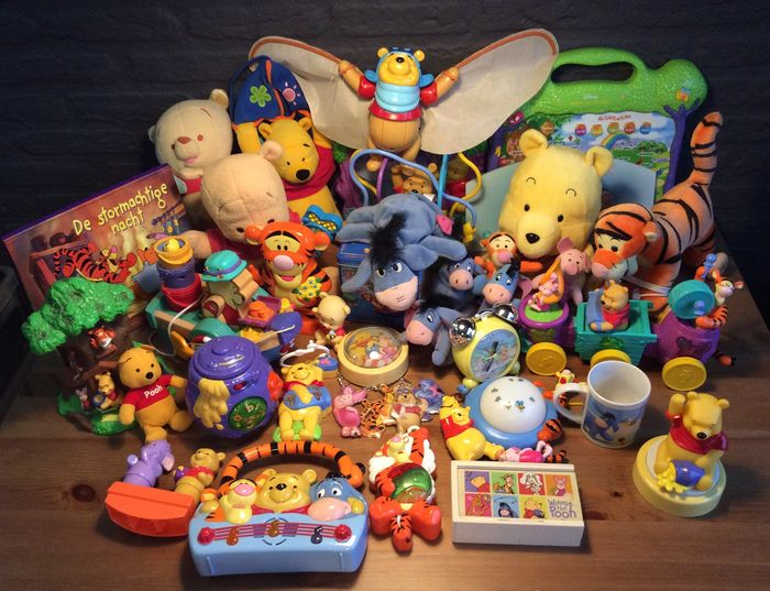 Disney Winnie The Pooh Toy Collection 47 Pieces Catawiki