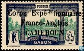Français-British occupation Cameroun