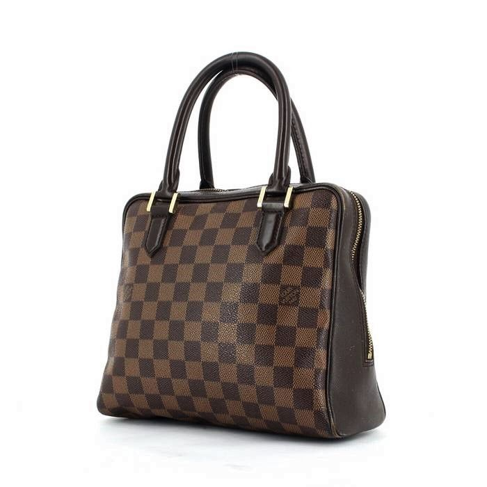 louis vuitton damier muster brera handtasche catawiki. Black Bedroom Furniture Sets. Home Design Ideas