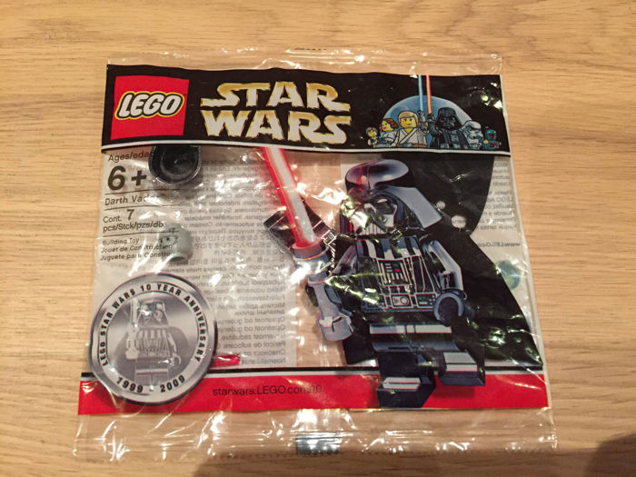 Star Wars - 4547551 - Darth Vader 10 Year Anniversary Promotional Fig polybag