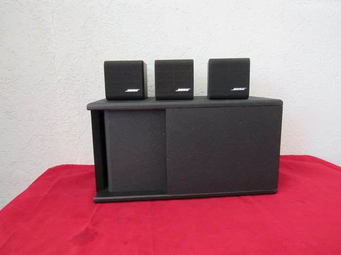 bose acoustimass 4 home theater speaker system catawiki rh auction catawiki com bose acoustimass 5 series 4 manual bose acoustimass 10 iv manual pdf