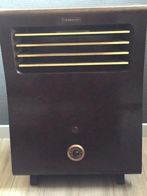 Thermovent Bakelite electric heater
