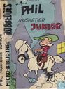Bandes dessinées - Aldebert mousquetaire junior - Phil musketier junior