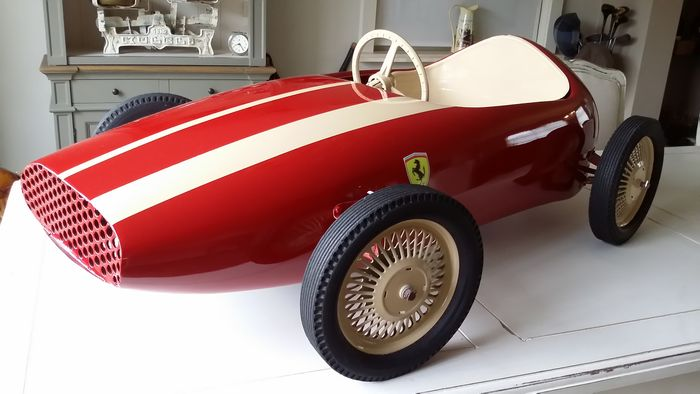 Ferrari - pedal car - 1955 - exclusive