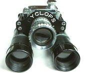 Check out our Rare Cyclops Binoculars miniature camera