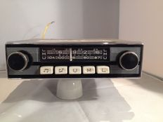 Blaupunkt Essen classic car radio from 1966/1967  Porsche / BMW / Mercedes / Volkswagen.