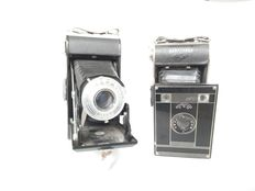 Agfa Billy Clack 1937 + Agfa Billy 1950