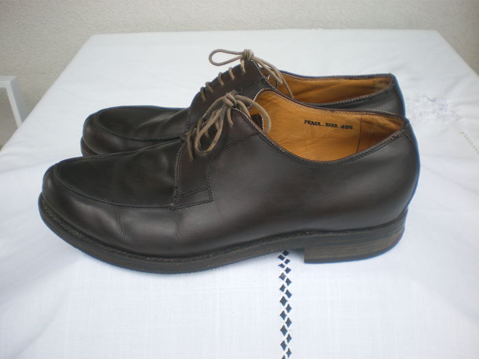 Other Designers LENDVAY & SCHWARCZ Boots Brown 43