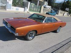 Dodge - Charger 383 - 1969