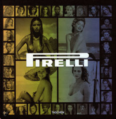 Book - Pirelli The Calendar, 50 Years And More - Philippe Daverio