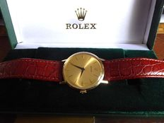 Rolex - Swiss gents wrist watch - 1960s {ref no 98}