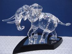 Swarovski - Showpiece The Elephant.