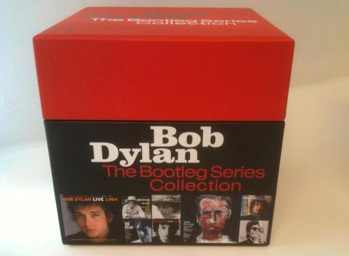 bob dylan the bootleg series collection catawiki. Black Bedroom Furniture Sets. Home Design Ideas