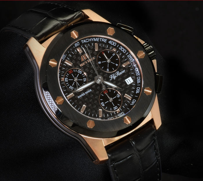 Meyers - Fly Racer Chronograph- Hombre - 2011 - actualidad