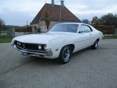 Ford - Torino 500 Fastback Hardtop coupe - 1971