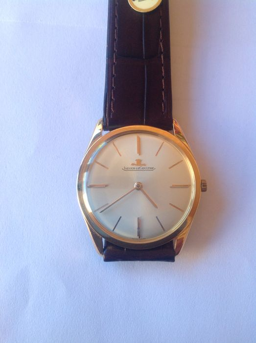 Jaeger-LeCoultre – Men's watch – Year 1963.