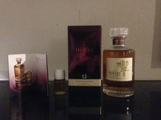 Hibiki 12 years old 50cl with sample 4cl