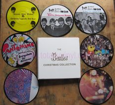 Beatles - Extremely Rare Limited edition Christmas records 1983