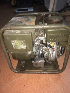 Generator Sachs wwII