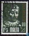 Postage Stamps - Malta - Famous People