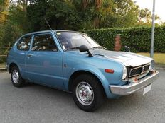 Honda - Civic 1200 SB1 - 1976