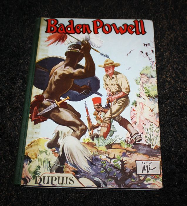 Baden Powell - hc - 1st edition (1950)
