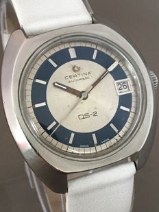 Certina Automatic DS-2 - men's wristwatch - around the 1960s.