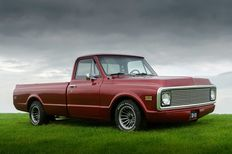 Chevrolet - 1500 Super Custom Pick-up - 1972