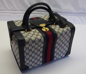 Check out our Gucci—Vintage 1970s Beauty Case