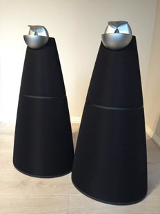 Bang & Olufsen BeoLab 9 speakers, unique top item